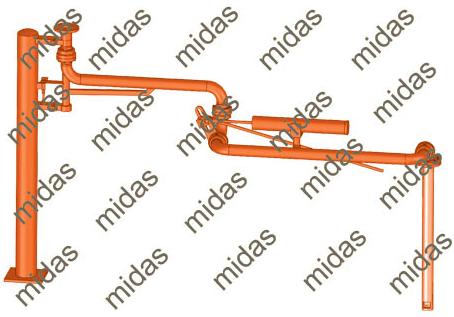 顶部zhuang卸臂